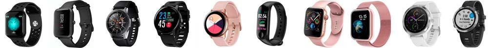 Coleção de Smartwatch