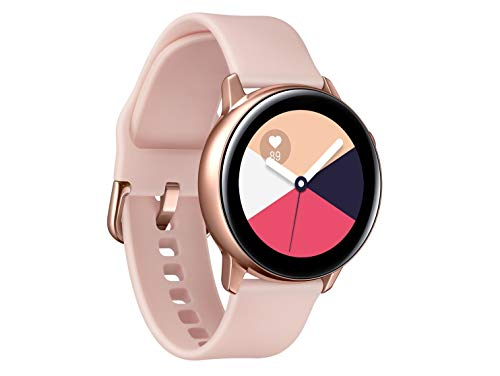 Galaxy Watch Active Rose, Samsung, SM-R500NZDAZTO, Rose