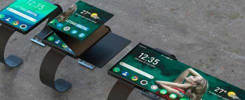 Lançamentos de Smartwatch
