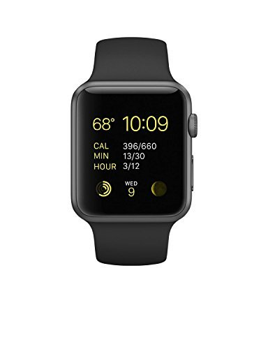 Relógio Apple Watch 3 Series / 42MM / MR362LL/A – Cinza