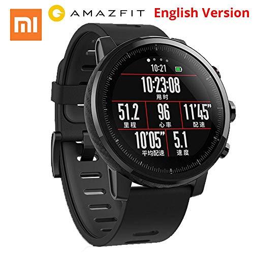 Relógio Xiaomi Huami Amazfit 2 Stratos, Smartwatch - GPS, MONIT. CARDÍACO, A PROVA D'ÁGUA, Pronta Entrega